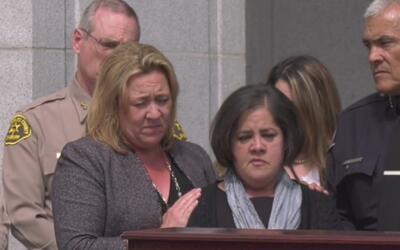 Emotiva imploración de madre de niño desaparecido en South Pasadena