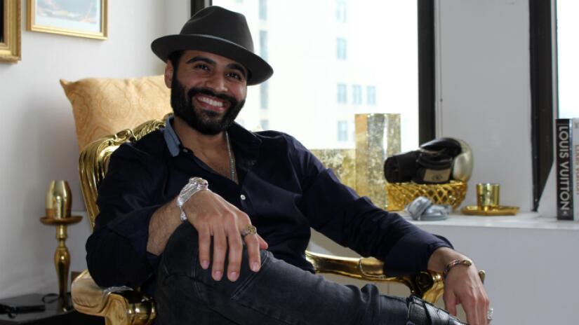 "Jayro Rosado: ""Si tú no tienes pasión para lo que hac..."