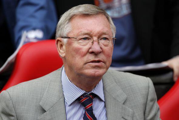 El histórico Alex Ferguson intenta recuperar la punta de Inglaterra con...