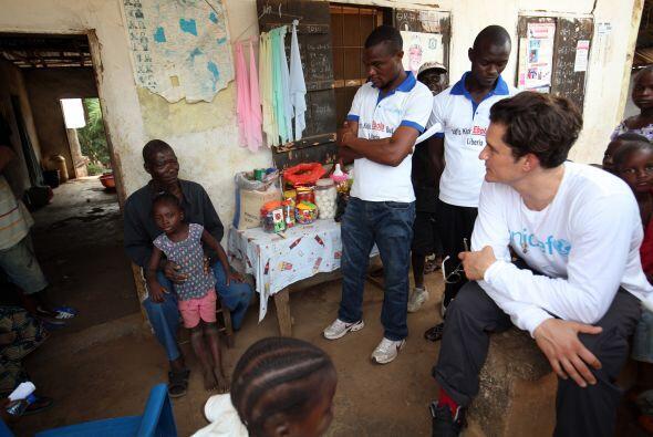 El ébola ha cobrado en Liberia alrededor de 10 mil vidas.