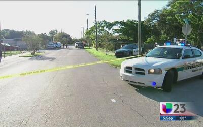 Tiroteo en Fort Lauderdale deja un muerto