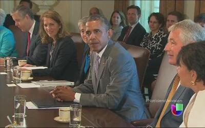 ¿Cuáles serán las medidas que adoptará el Presidente Obama sobre inmigra...