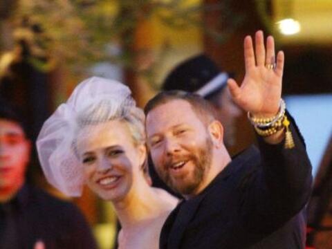 Ryan Kavanaugh y Jessica Roffey ya son marido y mujer.