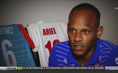 Ariel Martínez y su deserción de la selección cubana