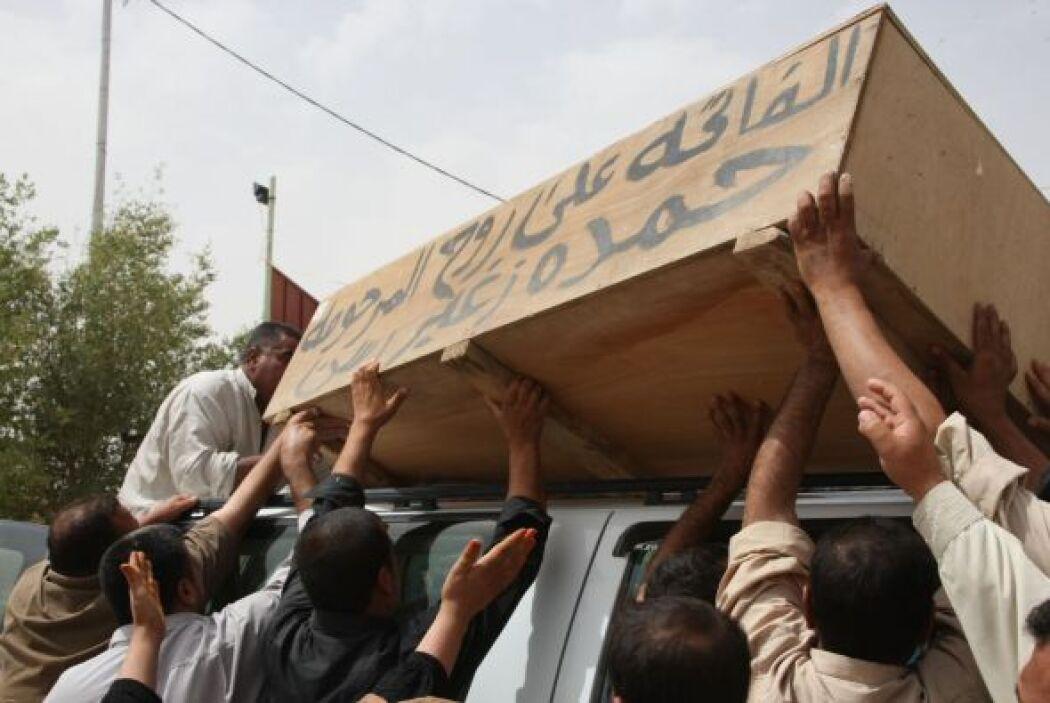 Estados Unidos anunció el retiro de sus últimas tropas de combate de Ira...