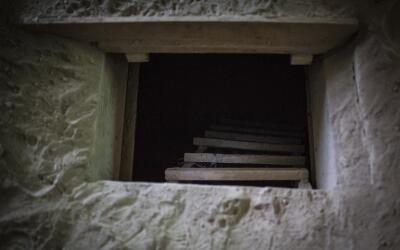 """El túnel por el que se fugó """"El Chapo"""" Guzm&aacu..."""