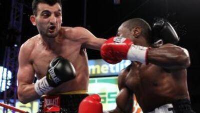 Vanes Martirosyan no tendrá revancha con Erislandy Lara.