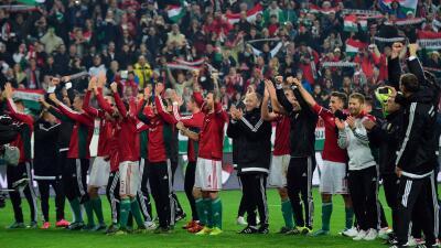 Hungría regresa a la Euro 54 años después