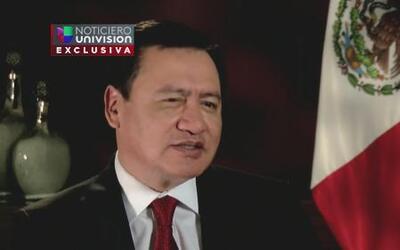 Miguel Ángel Osorio: hay que esperar para la extradición