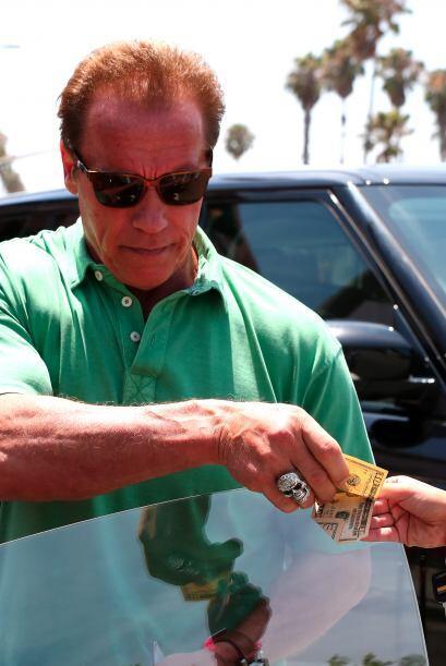 Arnold enfrentó los problemas con su ex esposa y la situación con sus hi...