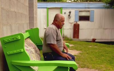 Padre con seis hijos y sin empleo desde hace 2 años es optimista sobre s...