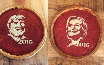 Pizza presidencial