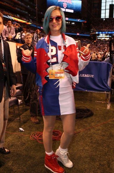 ¡El Super Bowl se presenta una vez al año y por eso hay que vestir adecu...