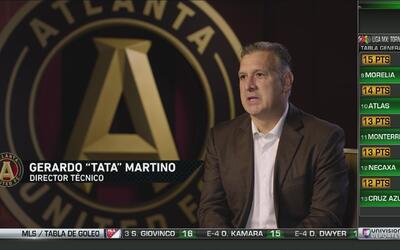 Gerardo Martino contó que eligió Atlanta porque hay que armar todo desde...