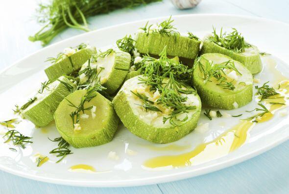 Consume vegetales de la forma más saludable: no utilices aderezos...