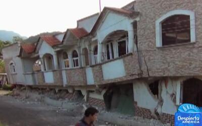 Estado de calamidad en Guatemala tras sismo