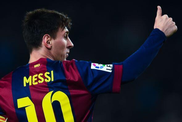 Antes de concluir la primera mitad Barcelona ponía el 3-0 en un duelo qu...