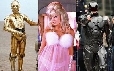 En el mundo del entretenimiento abundan los héroes - y villanos - robóti...