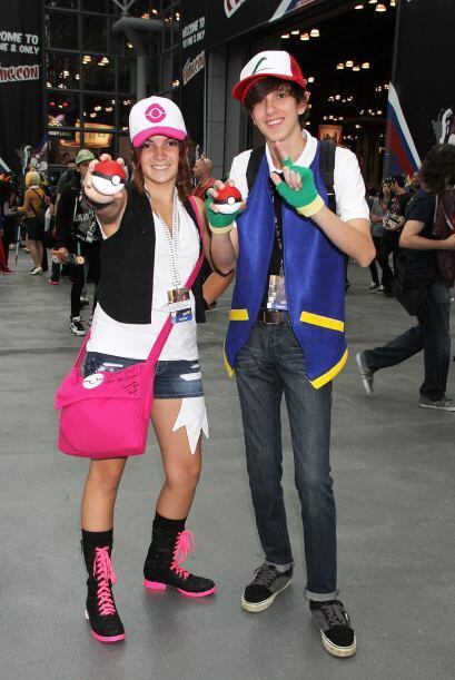 'Pokemón' es otra de las temáticas que tiene mucho éxito entre los niños.