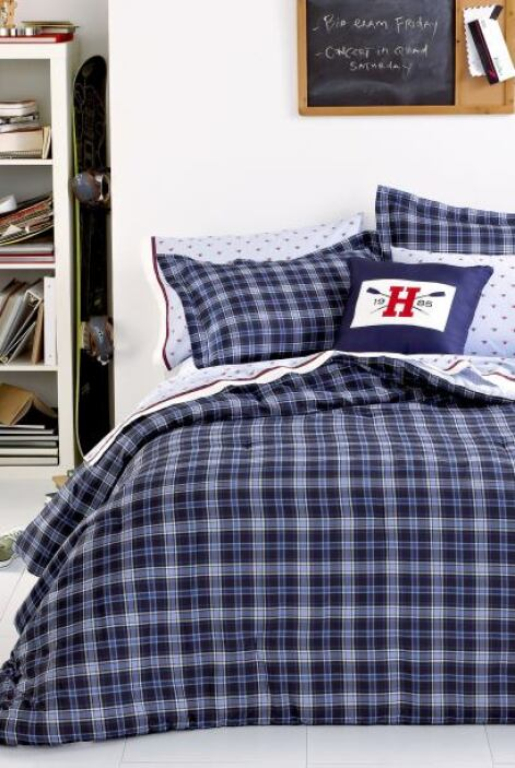 Y como la cama es el punto central de cualquier habitación tiene que luc...
