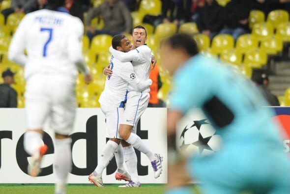 Cuando todo parecía que quedaba en un empate, apareció el argentino Maur...