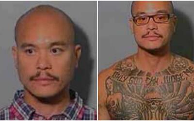 Philip Policarpio asesinó a su novia embarazada en Los Ángeles.