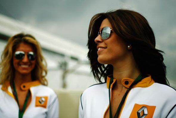 La Fórmula 1 deja muchas emociones en la pista y bellos recuerdos...