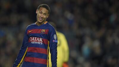 Neymar Jr se perdería el posible choque contra el América.