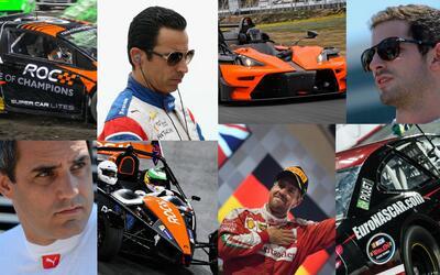 La Race Of Champions llega a Miami: el 21 y 22 de enero se disputa en Ma...