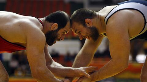 El Mundial de lucha libre se celebrará en Irán