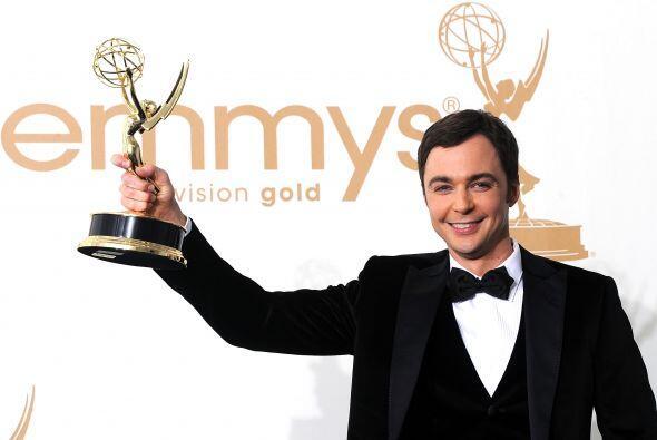 Jim es mejor conocido como Sheldon, su personaje en The Big Bang Theory.