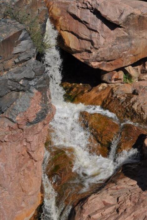 Por otra parte, si disfrutan de la aventura, caminar en la naturaleza y...