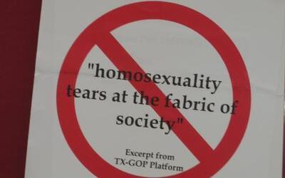 Controversia por terapia para gay