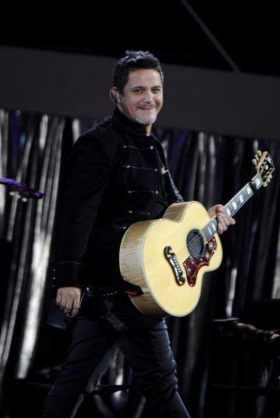 Sanz es de los cantantes de habla hispana más reconocidos del mom...