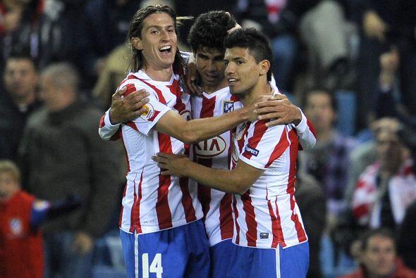 Agüero respondió ante el Levante y marcó dos anotaciones para la victori...