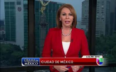Entrevista Obama y Peña Nieto