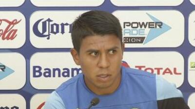 Juan Carlos Medina: ´Estamos en un equipo donde no hay excusas de nada´