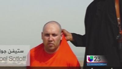 ISIS cumple amenaza y decapita a periodista de Miami
