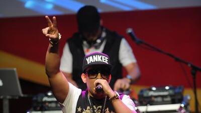 El contagioso ritmo de Daddy Yankee puso a bailar a miles de europeos. E...
