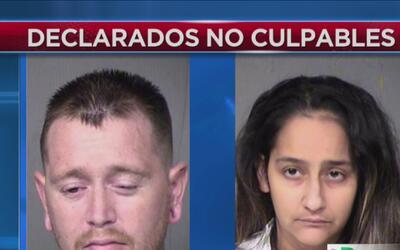 Se declaran no culpables de la muerte de su hijo de 9 años