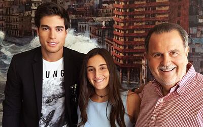 ¡Mia de Molina reveló cómo es Raúl como padre!