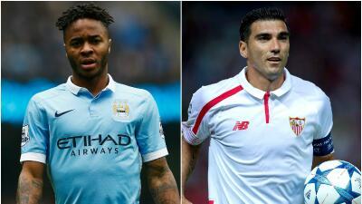 Manchester City vs. Sevilla