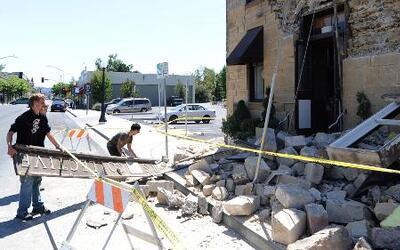 ¿Están relacionados los sismos de California, Perú y Chile?