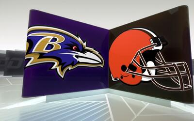 Semana 2: Highlights Ravens vs. Browns