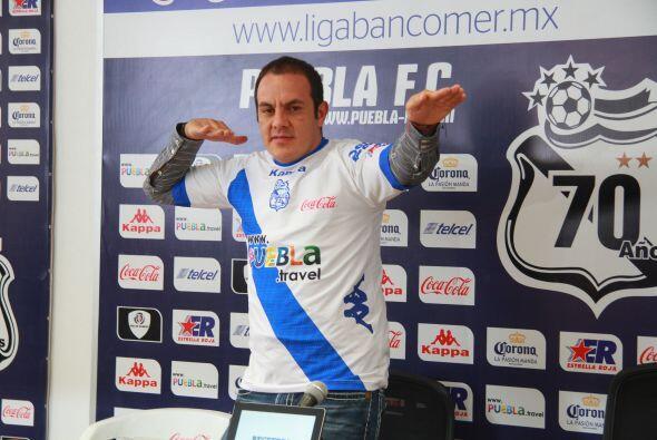 El primer gran movimiento se 'cocinó' en Puebla cuando la Franja anunció...
