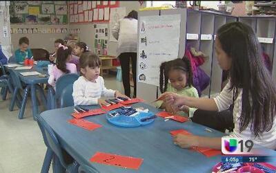 Piden más fondos para pre-escolar