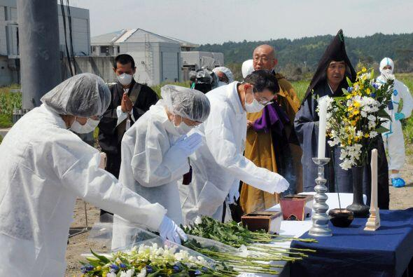 El terremoto y tsunami que devastaron el noreste de Japón el 11 d...