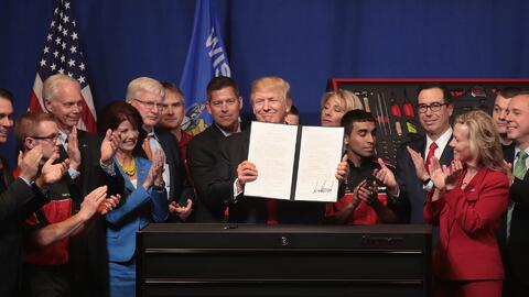 Con la nueva orden ejecutiva de Trump, ¿qué cambiará en la tramitación d...