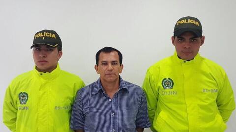 Las autoridades acusan a Aguirre de controlar los cultivos ilícit...