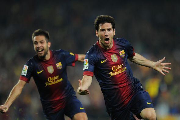Lionel conseguía la voltereta y hacía explotar a todos los presentes.
